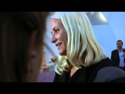 #bib14: Intervju med HKH Kronprinsessen