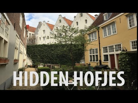 Hidden Hofjes Amsterdam Secret Courtyards