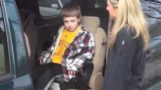 Ozzi Car Booster Seat