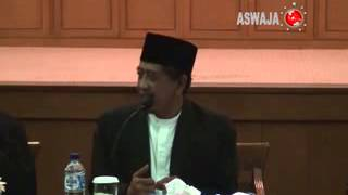 KH M Lukman Hakim ph.D ; Slankers Sufi ( para pemaksa Tuhan ) & Teori dekontruksi tasawuf