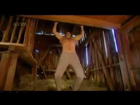 Vitali Klitschko extreme training section