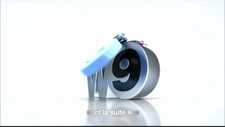 W9 - Interruption d'Antenne du 18 Octobre 2016 [HD]