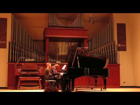 Desautels Faculty of Music- University of Manitoba Concerto Competition (Excerpt)- Albert Chen piano