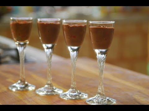 Cherry Chocolate Mousse | Cooksmart | Sanjeev Kapoor Khazana