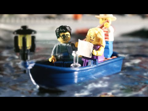 My Love Story in LEGO