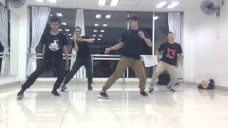 HFO Class | Sơn Nguyễn Choreography | My everything @Tien T
