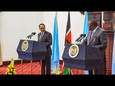 Kenya iyo Somaliya