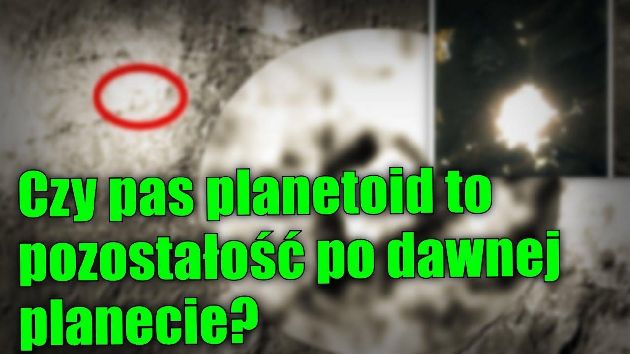 Czy anomalie w pasie planetoid są dowodem istnienia planety Phaeton?