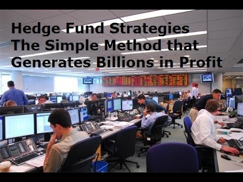 Forex hedge funds strategy