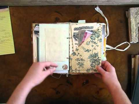 how to make a smash book journal