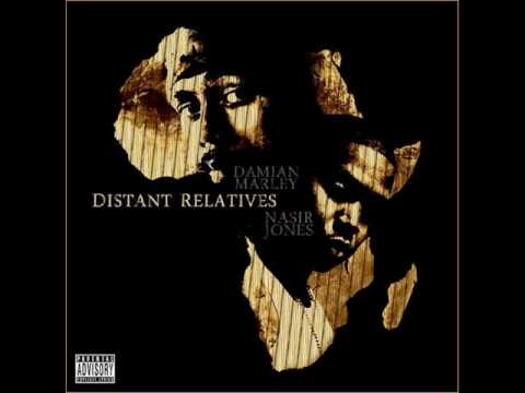 Nas & Damian Marley - Tribal War ft. K'naan