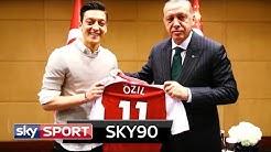 Stenger zu Özil: Niveaulos und skandalös | Sky90