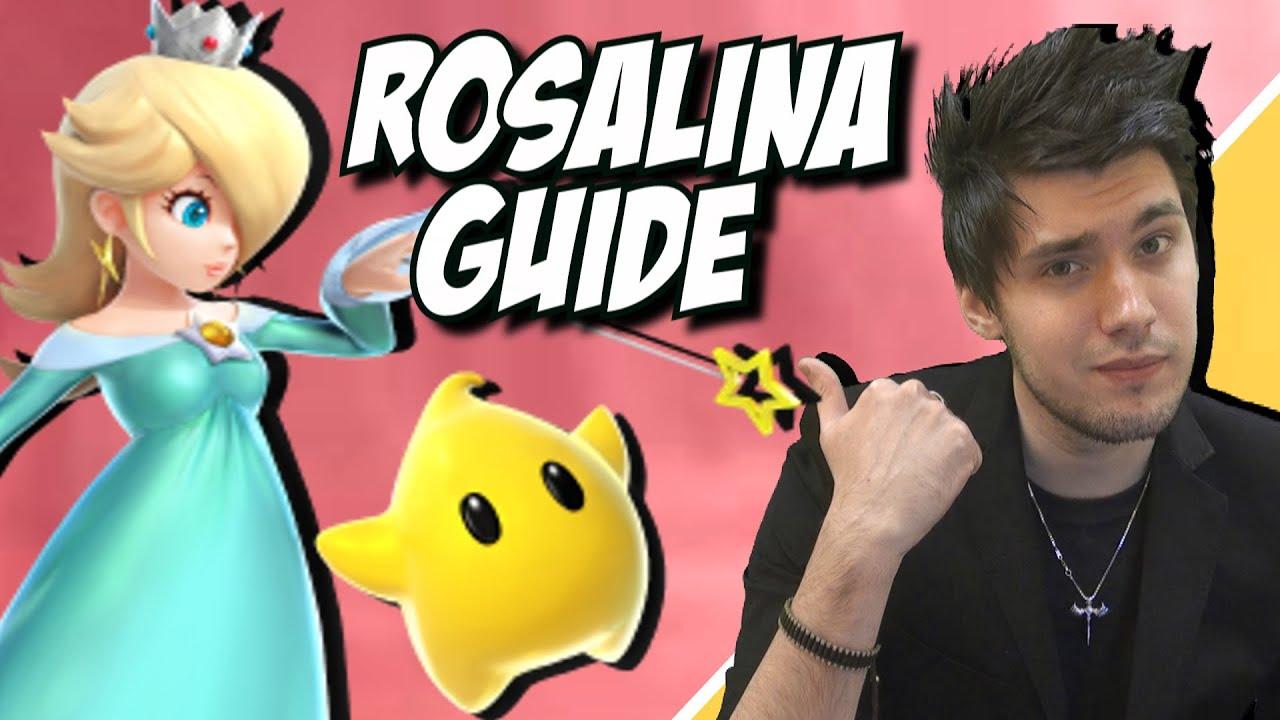 Download Rosalina and Luma tips and tricks