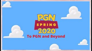 To PGN and Beyond | Phi Gamma Nu Spring 2020