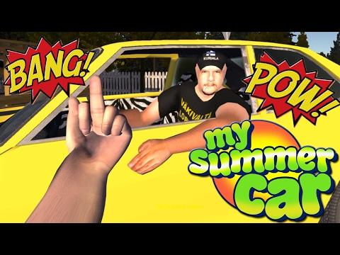 CZY SEBIX MOŻE NAS POBIĆ? - My Summer Car #41