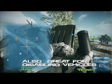 Battlefield 3 DeConstruction Presents The M224 Mortar