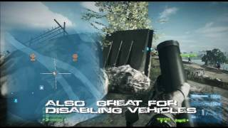 Battlefield 3 DeConstruction Presents The M224 Mortar