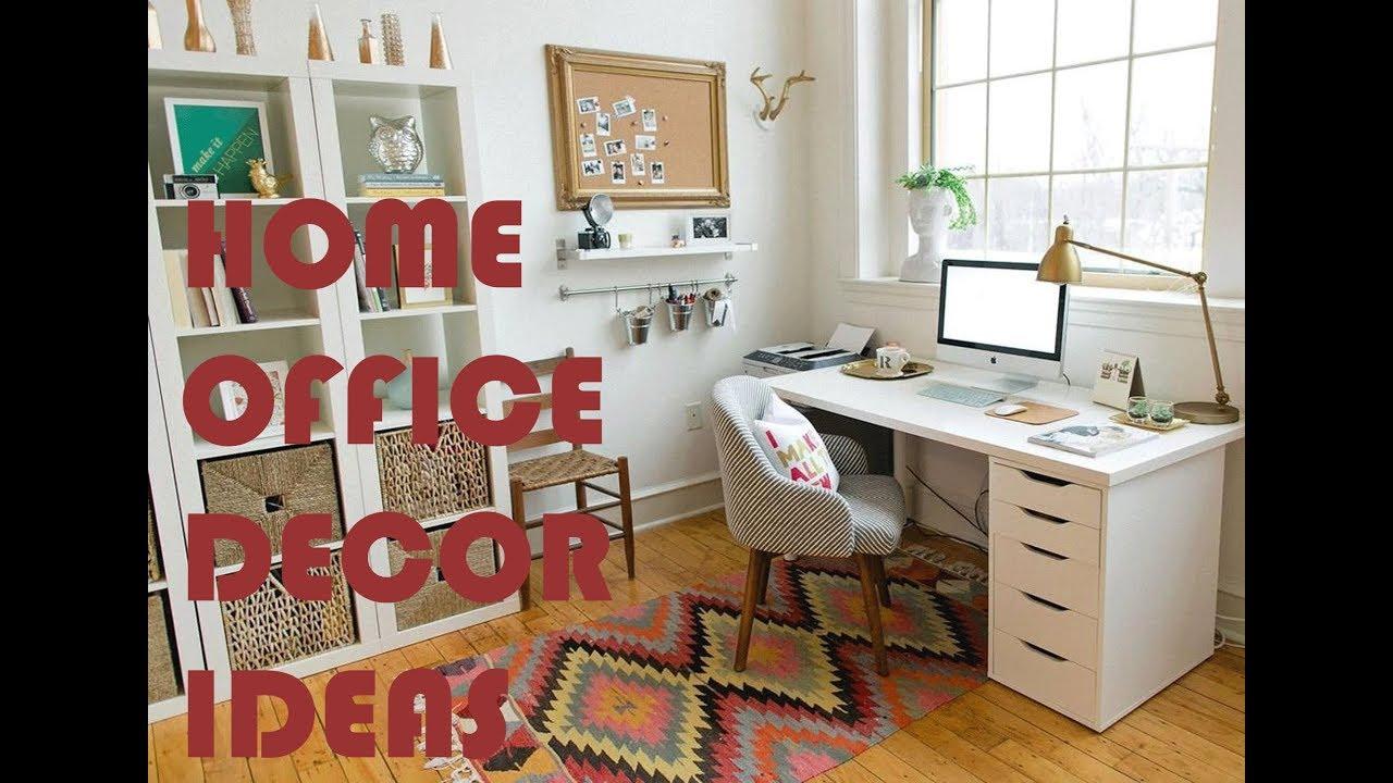 Do It Yourself Home Design: Adorable DIY (Do It Yourself) Home Office Decor Ideas