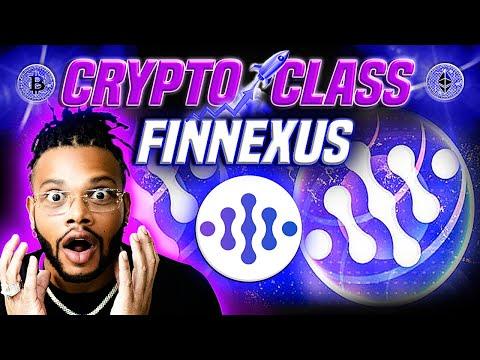 CRYPTO CLASS: FINNEXUS | ADVANCING BLOCKCHAIN BASED OPEN FINANCE | DIVERSITY | VALUE | CONVENIENCE