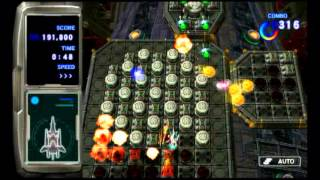 Star Soldier R - Wii Gameplay