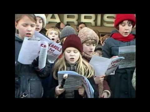 Carols for Christmas  Burnley 1981