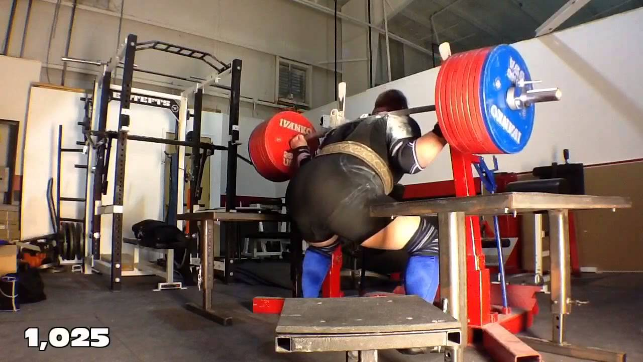 How many of you guys train alone powerlifting