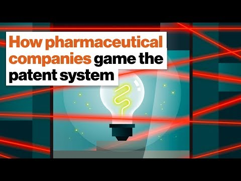 How Pharmaceutical Companies Game The Patent System | Tahir Amin