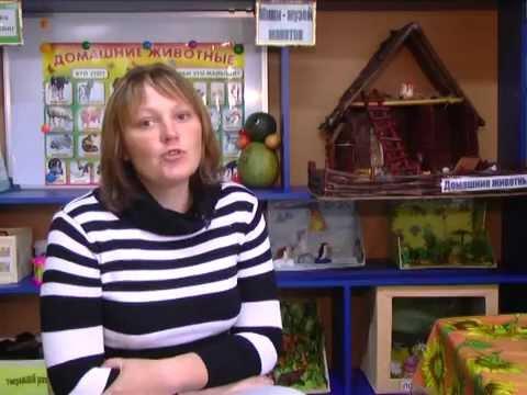 Работа воспитателей дошкольных учреждений