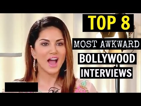 Thumbnail: TOP 8 Most Awkward & Embarrassing Bollywood Interviews