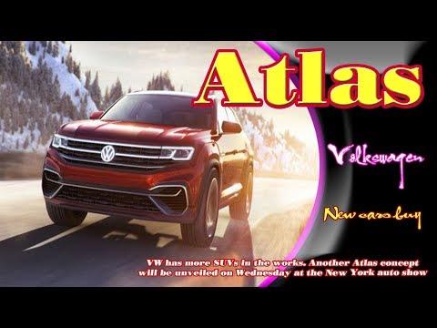 2020 VW Atlas | 2020 VW Atlas Cross | 2020 VW Atlas Sport | 2020 VW Atlas hybrid | new cars buy.