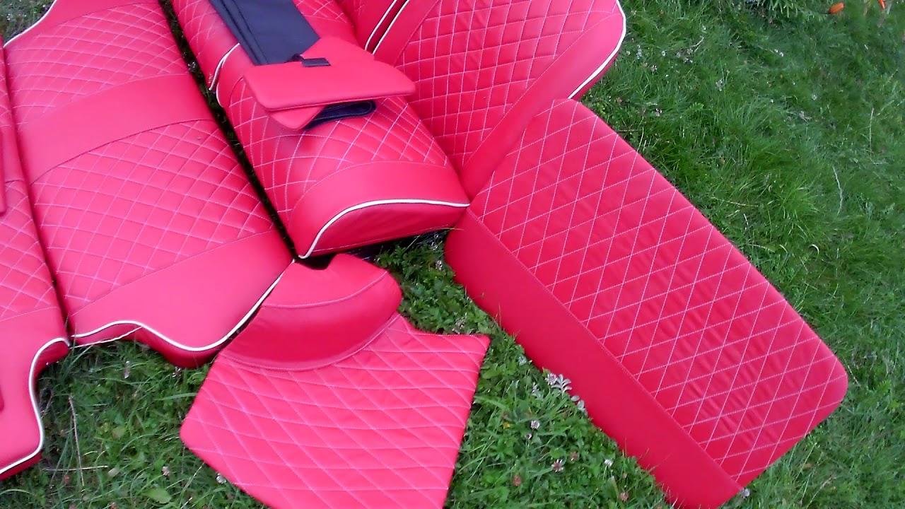 fiat 500 600 126 tapicerka leather sitz sitzbez ge bez ge. Black Bedroom Furniture Sets. Home Design Ideas