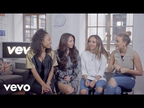 Little Mix - @Vevo_UK Twitter Takeover