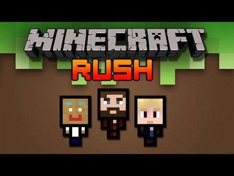 [Minecraft] RUSH PVP - Avec Superbrioche et Dortos