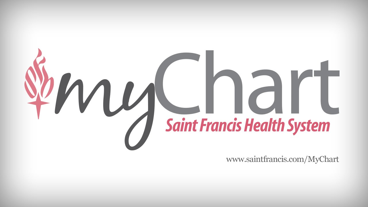Saint francis health system using mychart youtube