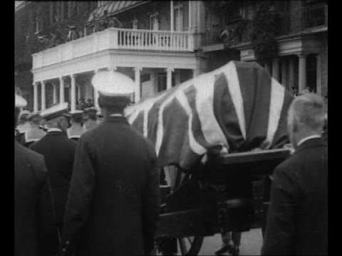 Funeral of Captain Fryatt at Dover (1918)
