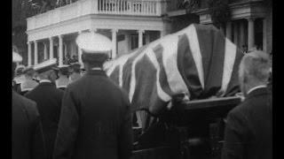 Funeral of Captain Fryatt at Dover (1918)
