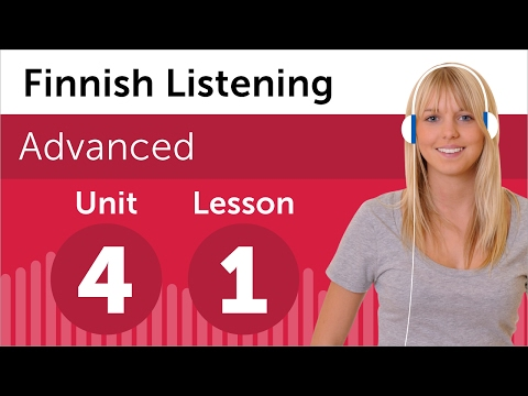 Finnish Listening Practice - Which Bank Should You Choose in Finland?
