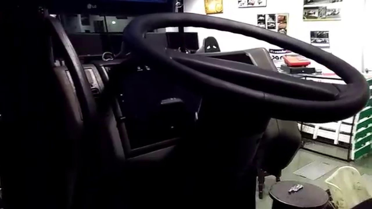 simulatore camion