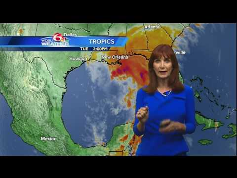 Tuesday afternoon tropical weather update