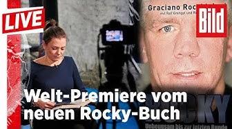 Erweiterte Rocky-Autobiographie feiert Weltpremiere | 🔴 BILD Live