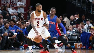 What If The Detroit Pistons Trade for Kyrie Irving?