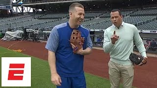 [Full] Todd Frazier chats with Alex Rodriguez about playing for both Yankees and Mets | ESPN