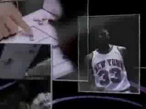 NBA on NBC Extended Intro: 1994/95 season