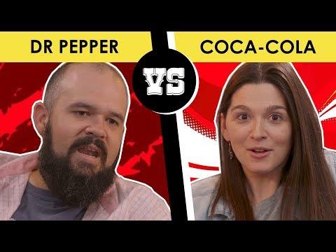Dr Pepper vs. Coke - Back Porch Bickerin'