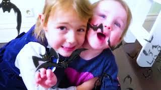 Cinco Crianças - Vania se tornou um super herói e ajuda seus amigos
