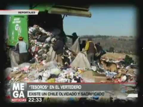 'Tesoros' en el vertedero - MEGANOTICIAS 2012
