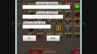 Runescape Money hack, Working!
