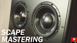 An afternoon at Scape Mastering with Stefan Betke (Pole)