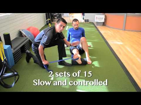 Evolution Physical Therapy - Runner's Injury - Physical Therapy Session