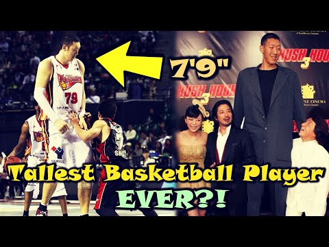 The Story Of A Basketball GIANT: Sun Mingming